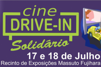Cine Drive in Solidário